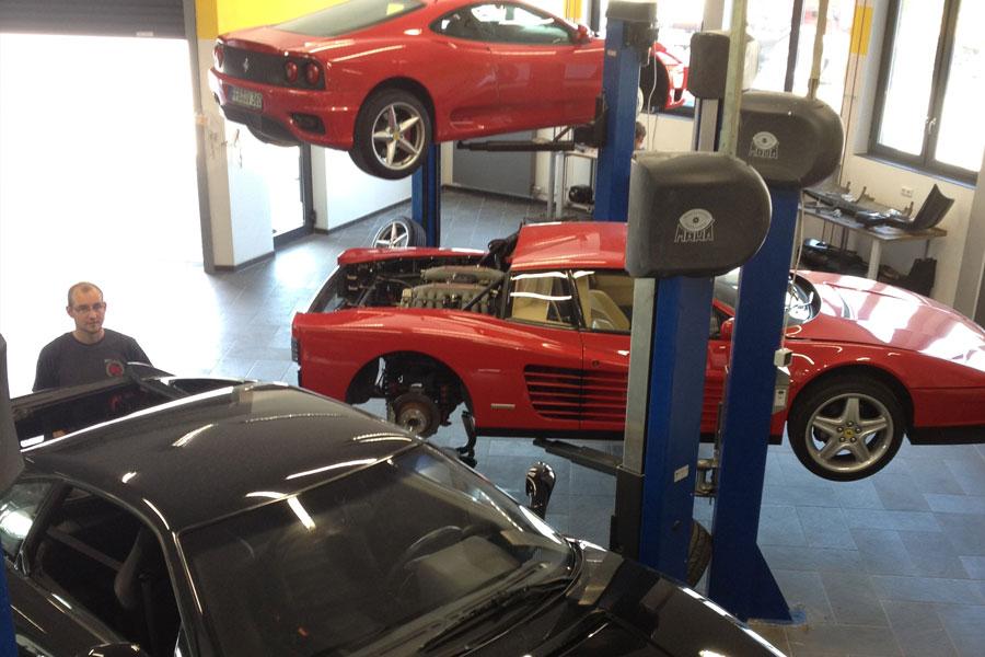 BST-Sportwagen-Fahrzeugservice