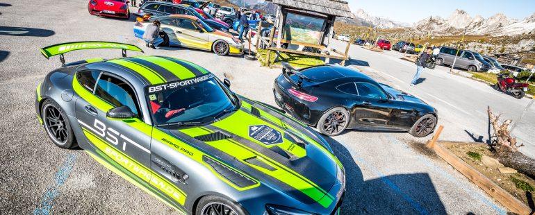 20 Jahre BST Sportwagen und Dolomiti Supercar Hero 2019
